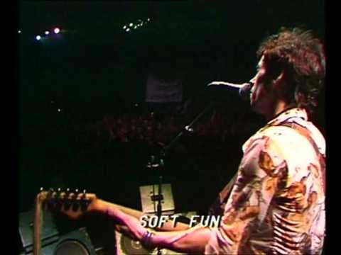 NILS LOFGREN - Soft Fun  (live 1979)