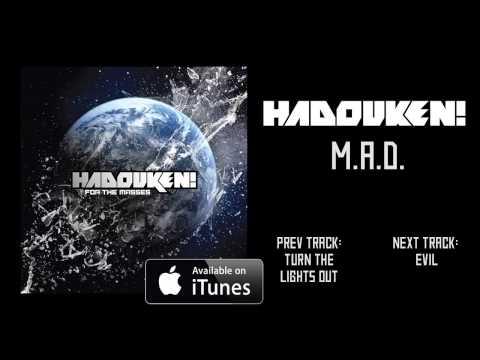 HADOUKEN!  MAD