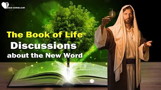 DISCUSSIONS ABOUT THE NËW WORD OF GOD ❤️ THE BOOK OF LIFE... 3rd Testament Chapter 6-2