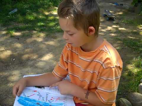 Homeschooling in Maine & the Adventures of Super Quinn