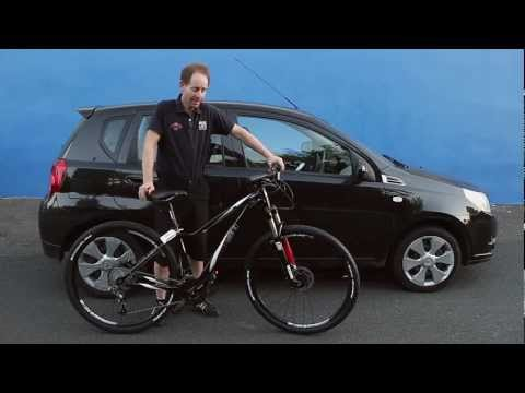 How to Fit Your Bike In Your Car