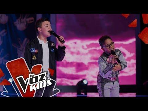 Juanse Laverde Y Leumas Cantan Jaque Mate | Yatra Y Sus Amigos | La Voz Kids Colombia 2019