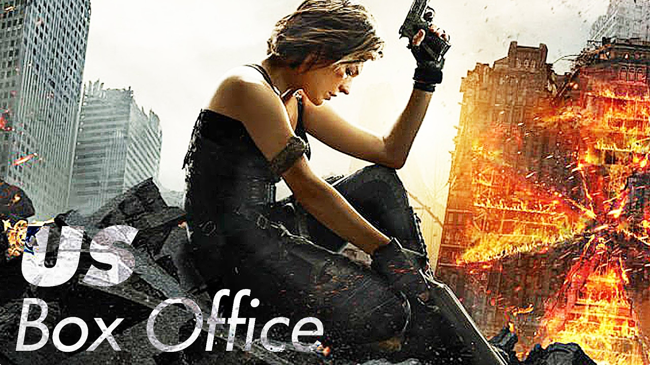 Top box office us weekend of january 27 29 2017 youtube - Box office week end france ...