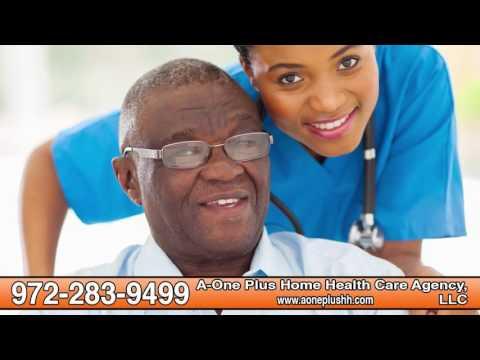 A-One Plus Home Health Care Agency   Medicare, Medcaid, Nursing & Diabetes Services   Dallas, TX