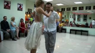 Алексей и Мария Рукавицыны. Свадебный вальс