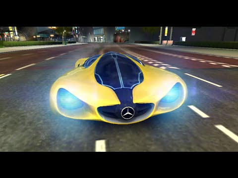 Mercedes Benz Silver Lightning >> Asphalt 8 - Mercedes-Benz Biome (Tokyo) 1:34.182 - YouTube