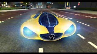 Asphalt 8 - Mercedes-Benz Biome (Tokyo) 1:34.182