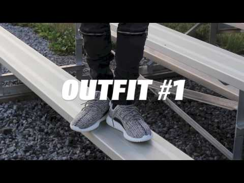 Yeezy Boost 350 Turtle Dove Outfits ! (BEST OUTFITS YET!!) GONZOGOTGAME
