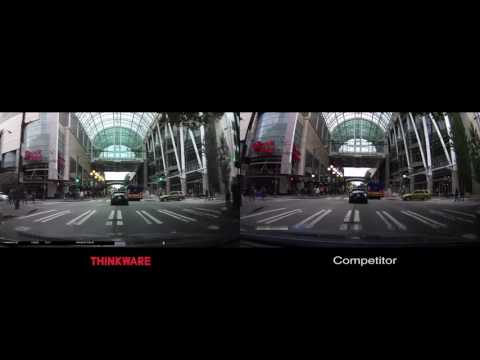 Thinkware Dash Cam: F50 Video Quality Comparison