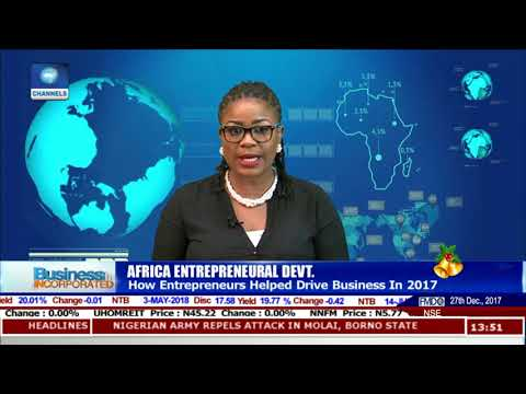 €10bn French Investment As Nigeria Signs Economic Relation With France |Business Incorporated|