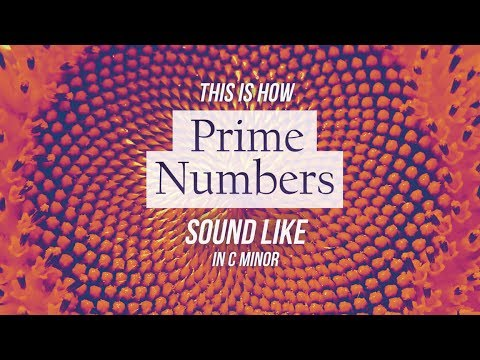 This is how prime numbers sound like in C minor!