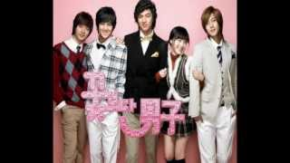 Boys over flowers- Almost paradise & Because i
