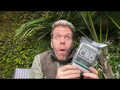 Trying CBD Cotton Candy For The First Time! And Celeb Craziness! GaGa, Dua Lipa, Kim & Kanye + MORE!
