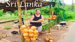 Travelling Sri Lanka