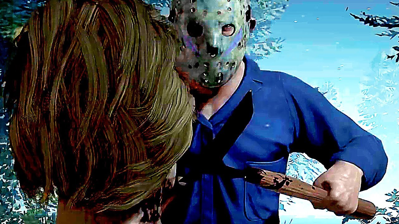 friday the 13th jason 5 nouvelle carte 2018 ps4 xbox one pc youtube. Black Bedroom Furniture Sets. Home Design Ideas