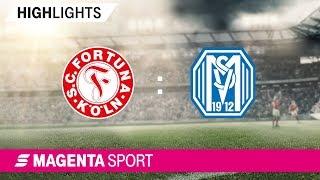 Fortuna Köln - SV Meppen | Spieltag 36, 18/19 | MAGENTA SPORT