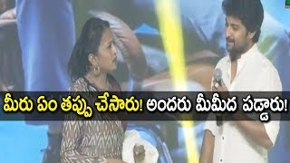 Anchor Suma Making Fun with Actor Nani And Akkineni Nagarjuna | Devadas Audio Release Function Video