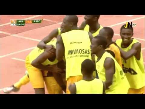 2è journée de la ligue 1 Africa Sports - ASEC Mimosas