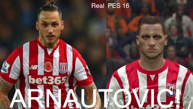 Arnautovic fifa 18 face fifa 18 kicks