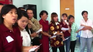 Cầu Cho Cha Mẹ-Bài hát mỡ màng của Nhóm Tương Đồng ( CN-30.08.2015 )