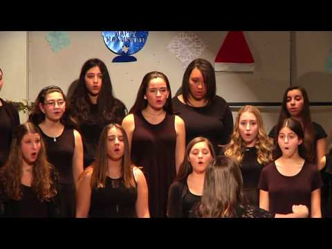 Hope is the Breath of Music POB WINTER CHOIR 2016