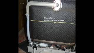 aeg dishwasher error code 30 remedy   aeg trauku mašīnas kļūme nr 30 un remonts