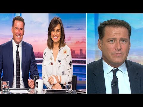 Lisa Wilkinson quits the Today show - Karl Stefanovic's grateful monologue to his 'great friend'