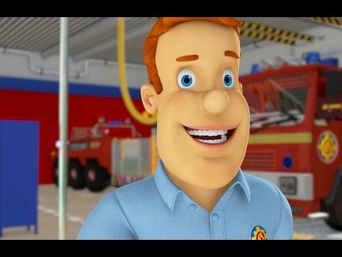 Sam le Pompier en francais - 40 minutes de Sam le Pompier