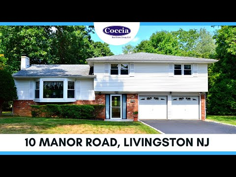 10 Manor Road | Homes for Sale Livingston NJ | Essex County