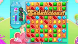 Candy Crush Soda Saga Level 1143-1144-1145 ★★★