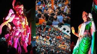 HINDU EKTAYATRA KARIMNAGAR 2018 organised by BandiSanjay|Hinduekthayatra rally|hanumanjayanti