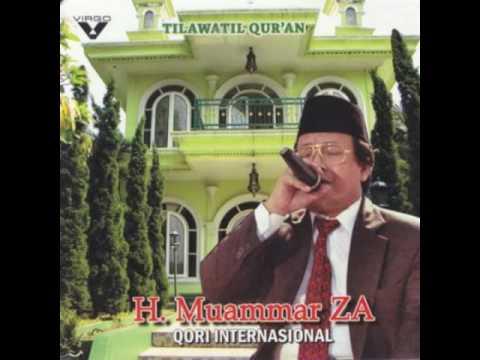 H.Muammar ZA Surah (001) Al-Fatihah Tilawah
