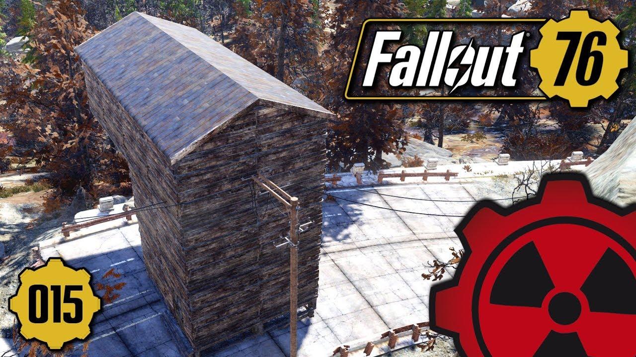 Fallout 76 Karte Deutsch.Fallout 76 B E T A 015 Die Beste Basis Wird Gebaut Lets Play Deutsch
