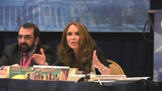 "Pamela Geller ""The Uninvited"" Panel CPAC 2013"