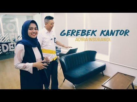 GEREBEK KANTOR : WORK FROM HOME-NYA ADIRA INSURANCE !!!