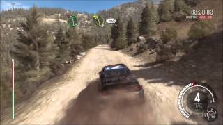 DiRT Rally - Greece - Pedines Epidaxi Gameplay (PC HD) [1080p]