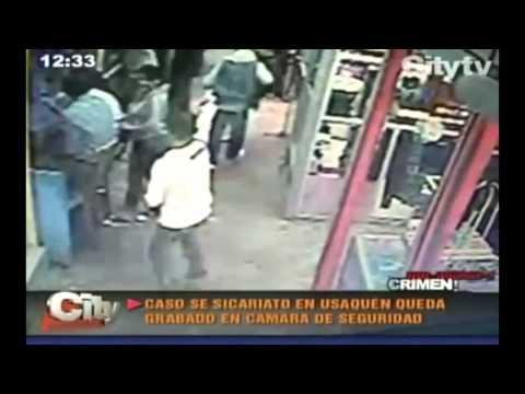 Citynoticias: En video quedó registrado caso de sicariato en Usaquén