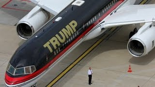 Дональд Трамп требует отменить заказ на новый самолет для президента(, 2016-12-07T16:25:36.000Z)