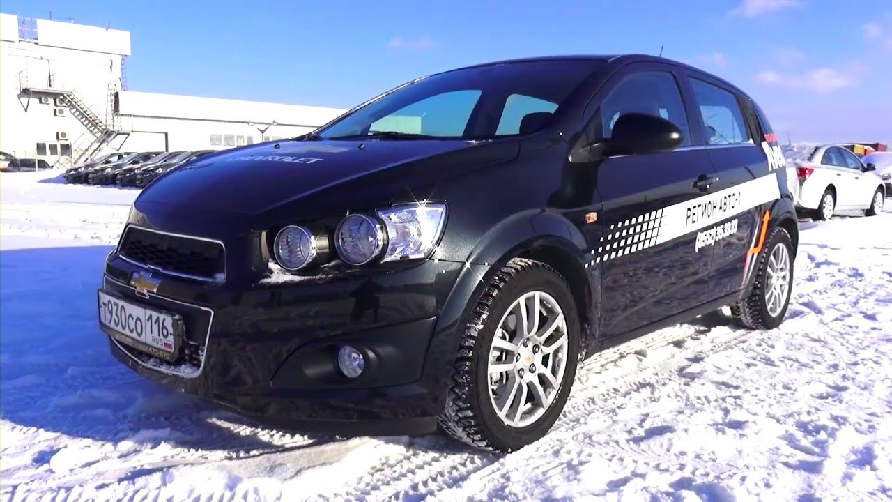 2014 Chevrolet Aveo Ltz 1 6 At Start Up Engine And In Depth Tour