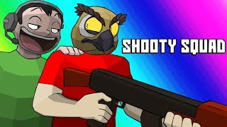 Shooty Squad Funny Moments - Angry Panda & Saucy Partners