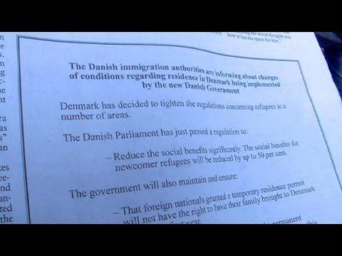 Dänemark Migranten