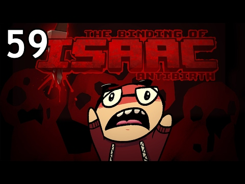 The Binding of Isaac: Antibirth - Northernlion Plays - Episode 59 [Scattered]