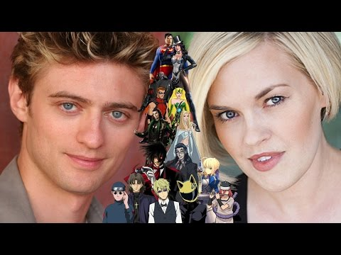 Voice Connections - Crispin Freeman & Kari Wahlgren