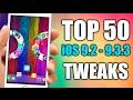 TOP 50 Cydia Tweaks Compatible With IOS 9 2 9 3 3 JAILBREAK mp3