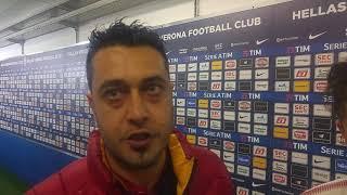 """Cengiz Under: """"La vittoria ci può sbloccare mentalmente. Sono molto contento di essere alla Roma"""""""