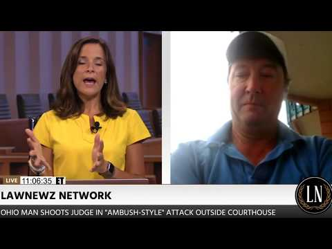 Mediaite Columnist John Ziegler Talks Ohio Judge Shooting on LawNewz Network