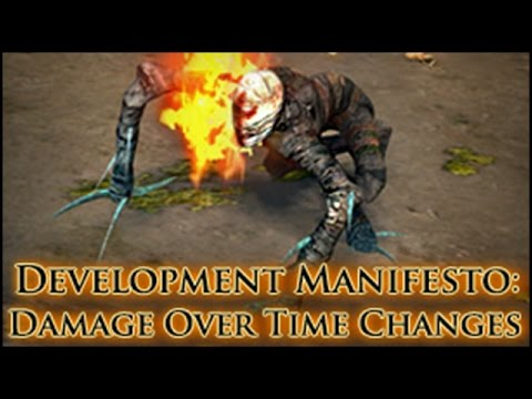 Path of Exile: 3.0 Double Dipping & Damage Over Time Changes - First Impressions & Analysis