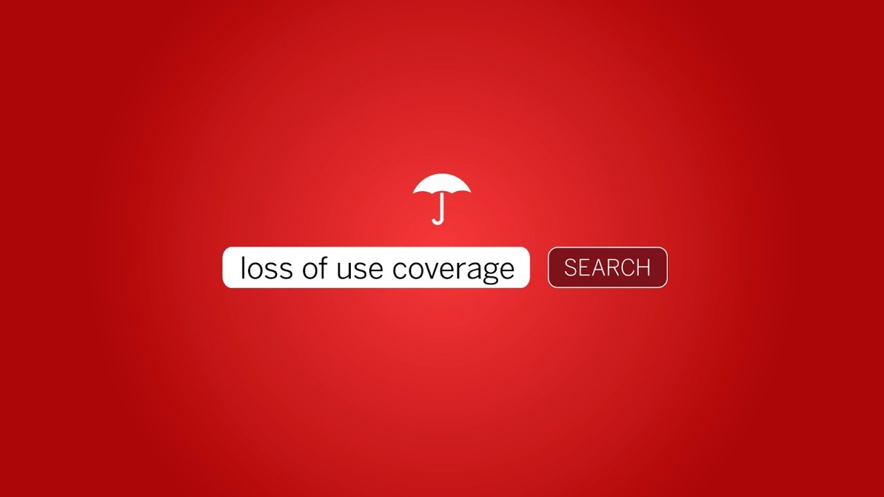 Loss Of Use Coverage >> Loss Of Use Coverage Additional Living Expenses