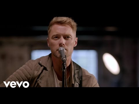 Ronan Keating - As Long As We're In Love