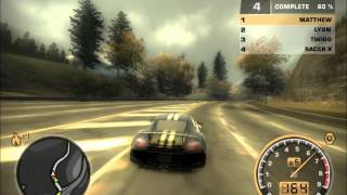 Need for Speed Most Wanted Free DEMO Gameplay (Rockridge & Union)